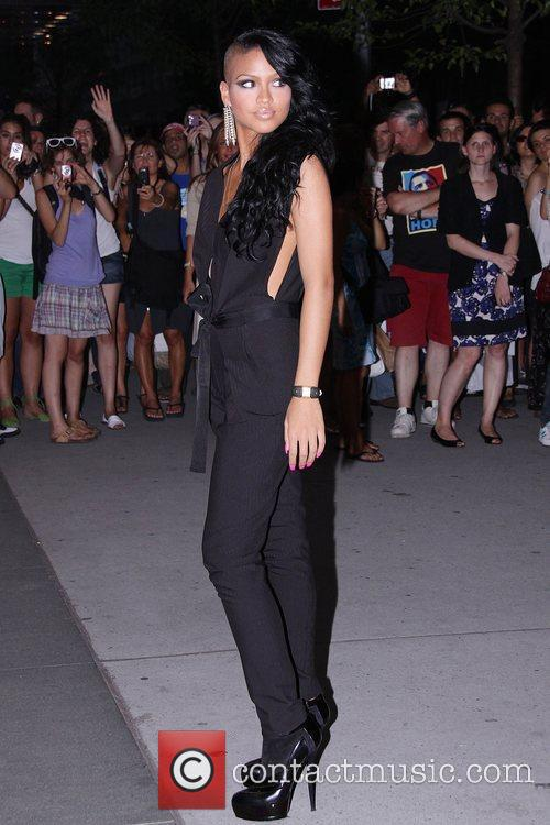 Cassie Premiere of 'The September Issue' at the...