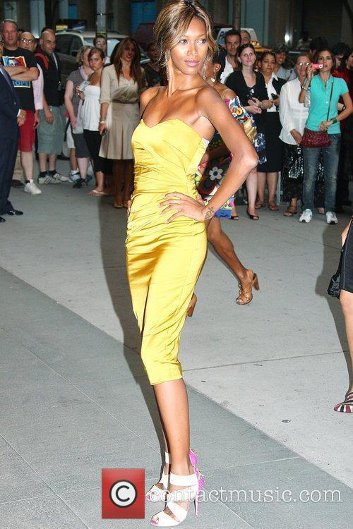 Jessica White Premiere of 'The September Issue' at...