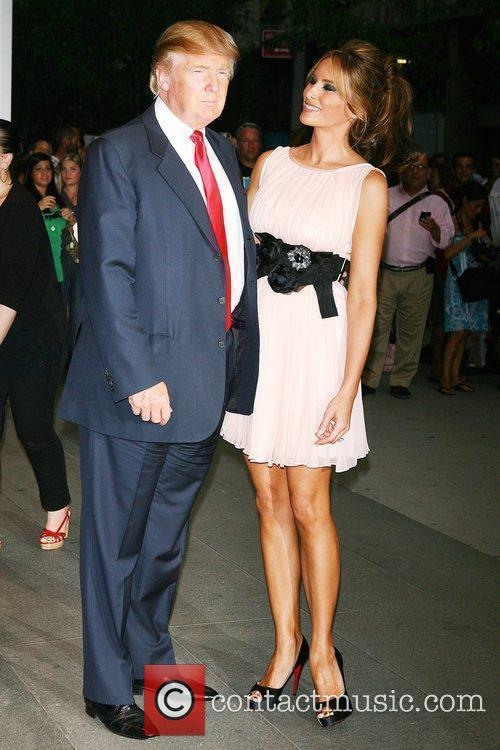 Donald Trump and Melania Trump 1