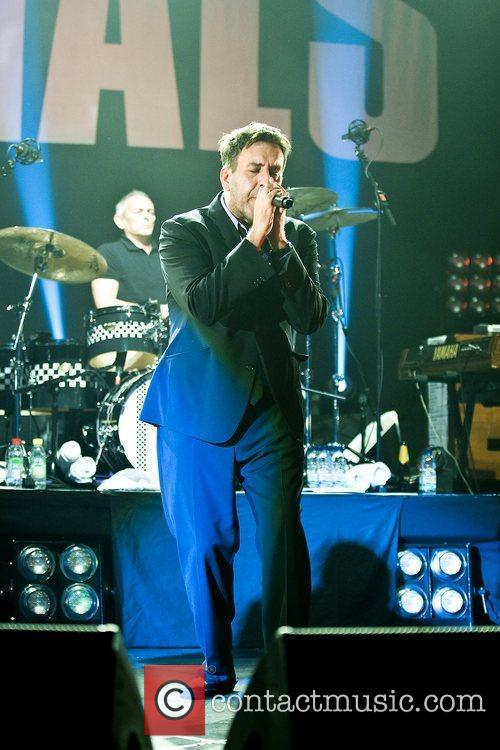 The Specials performing live at Carling Apollo Hammersmith...