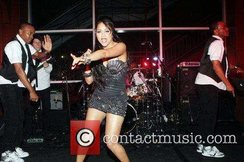 Kat DeLuna 'The Ultimate Prom' presented by Universal...