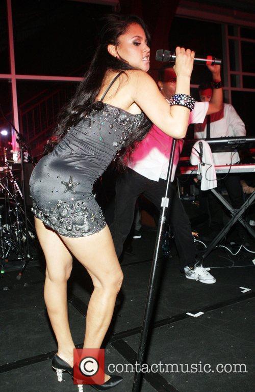 Kat Deluna and Motown 8