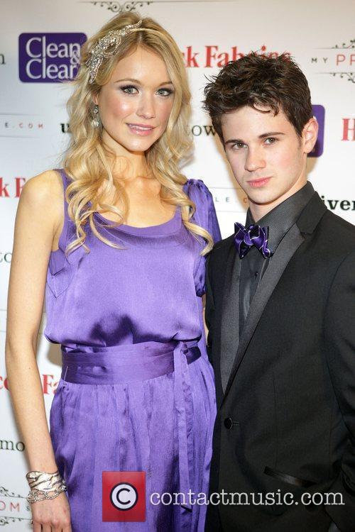 Katrina Bowden and Connor Paolo 'The Ultimate Prom'...