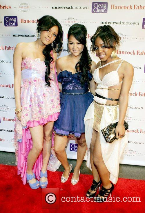 Larissa, Kat De Luna and Havanna 'The Ultimate...