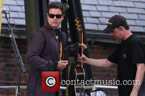 Stephan Jenkins and Good Morning America 6