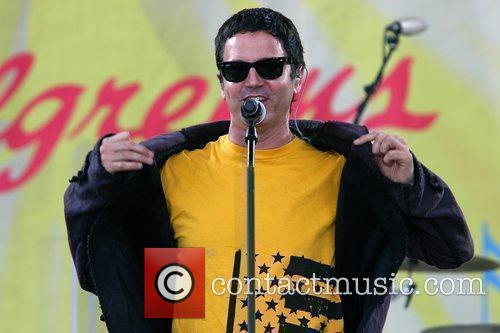 Stephan Jenkins and Good Morning America 5