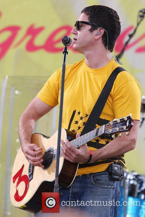 Stephan Jenkins and Good Morning America 11