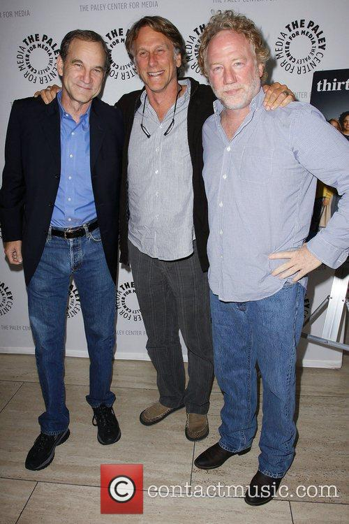 Timothy Busfield, Peter Horton and Marshall Herskovitz 7