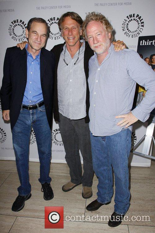 Timothy Busfield, Peter Horton and Marshall Herskovitz 3