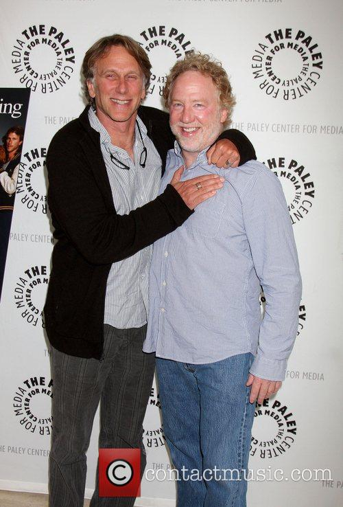 Peter Horton and Timothy Busfield 8