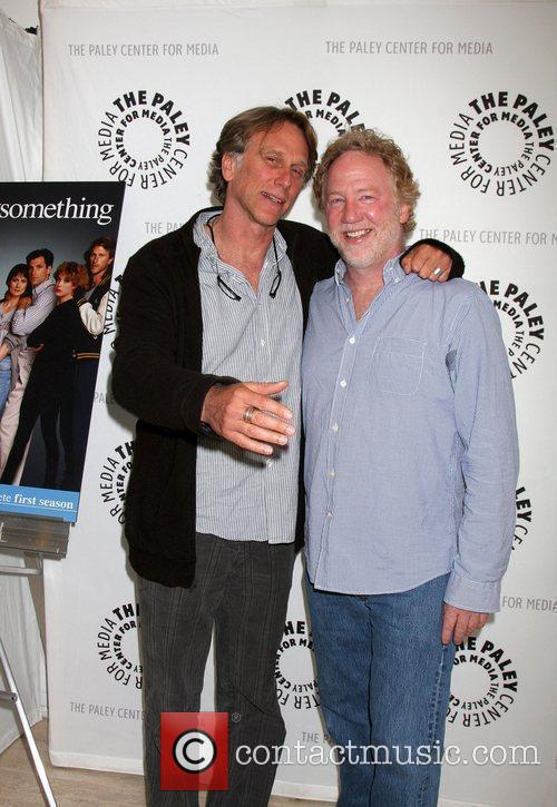 Peter Horton and Timothy Busfield 7