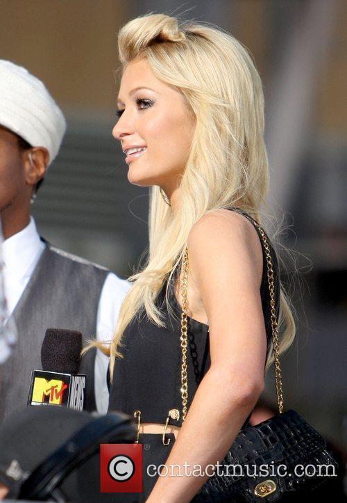 Paris Hilton Sony Pictures Premiere of 'This Is...