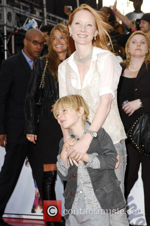 Anne Heche and Her Son Homer 4