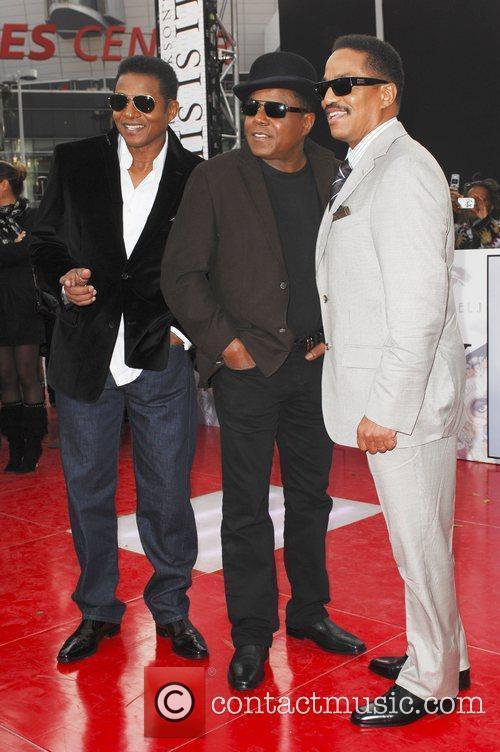 Jackie Jackson, Tito Jackson and Marlon Jackson 6