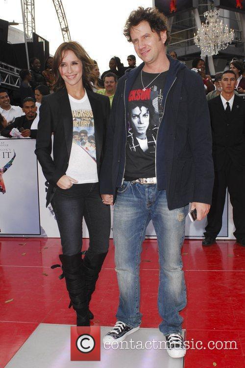 Jennifer Love Hewitt and Jamie Kennedy Michael Jackson's...