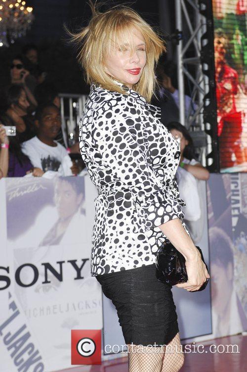 Rosanna Arquette Michael Jackson's 'This Is It' Premiere...