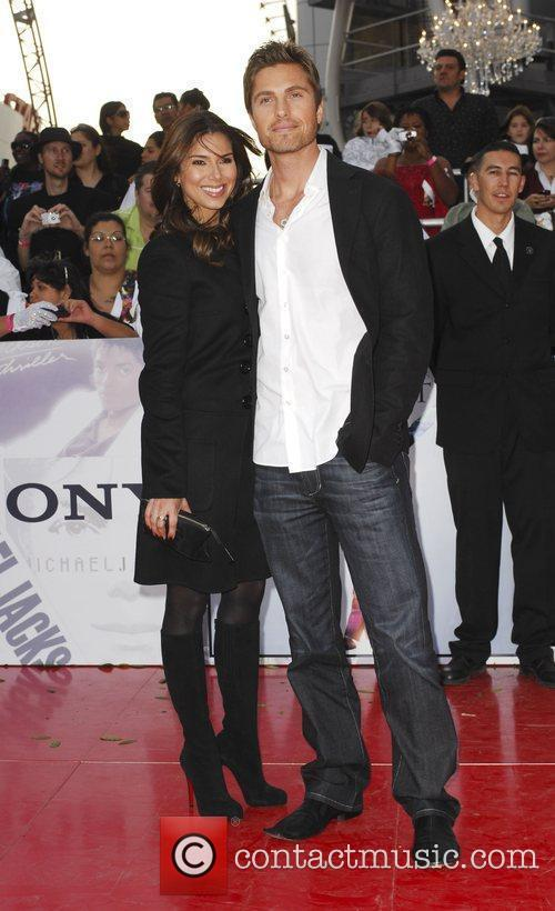 Roselyn Sanchez and Eric Winter Michael Jackson's 'This...