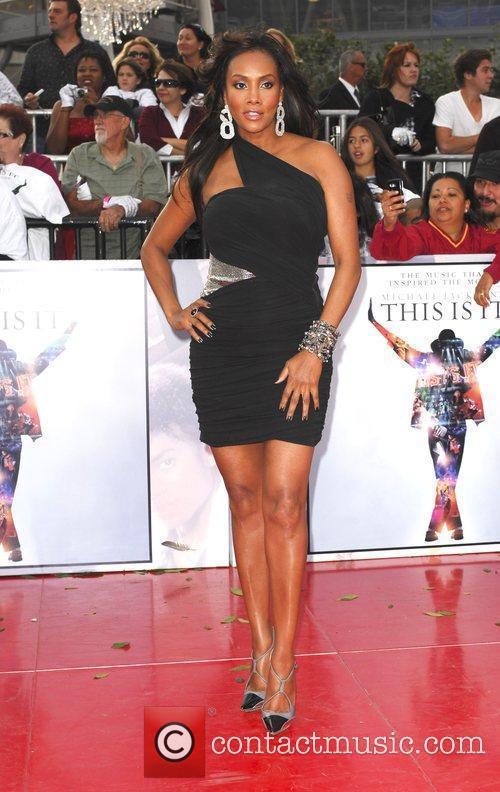 Vivica A Fox Michael Jackson's 'This Is It'...