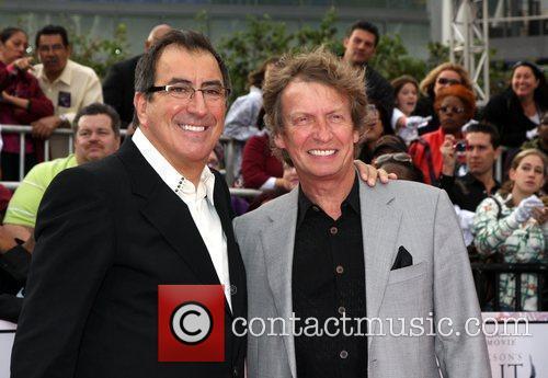 Kenny Ortega & Nigel Lythgoe Michael Jackson's 'This...