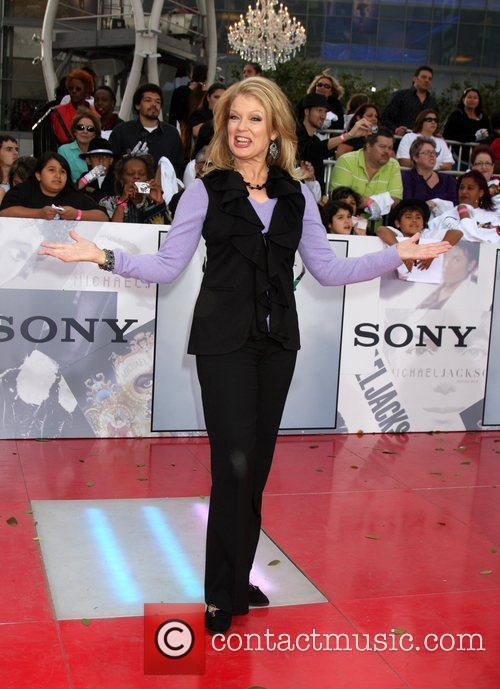 Mary Hart Michael Jackson's 'This Is It' Premiere...