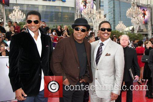 Tito Jacksion, Jackie jackson & Marlon Jackson Michael...