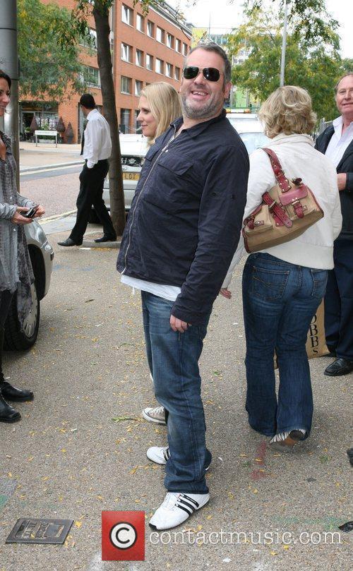 Chirs Moyles leaving 'This Morning' studios