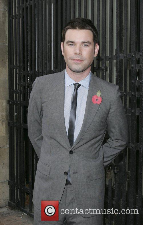 Dave Berry outside the 'This Morning' studios London,...