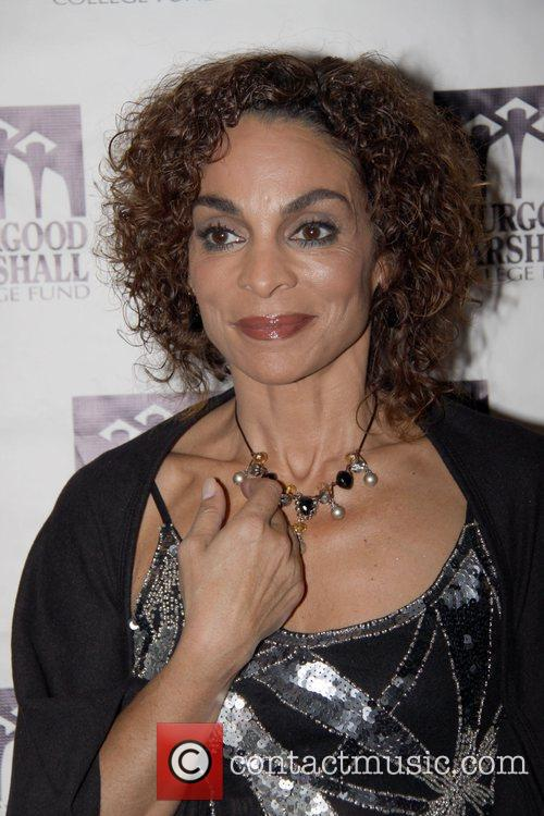 Actress Jasmine Guy  attends the 22nd Anniversary...