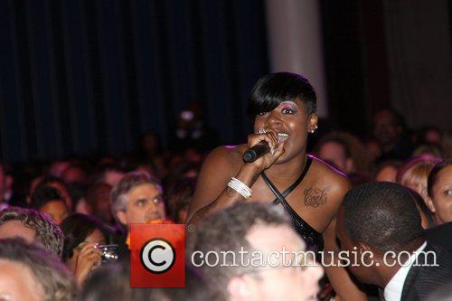 Recording artist Fantasia attends the 22nd Anniversary of...