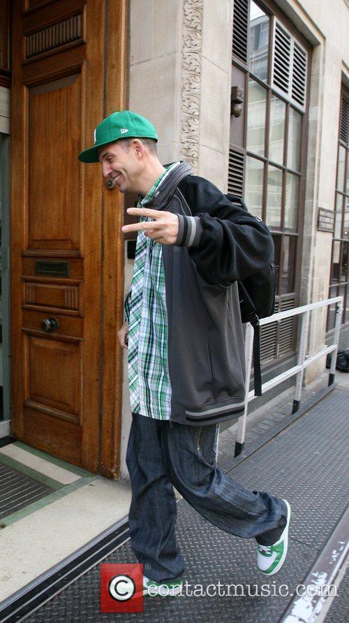 Tim Westwood at the Radio One studios. London,...