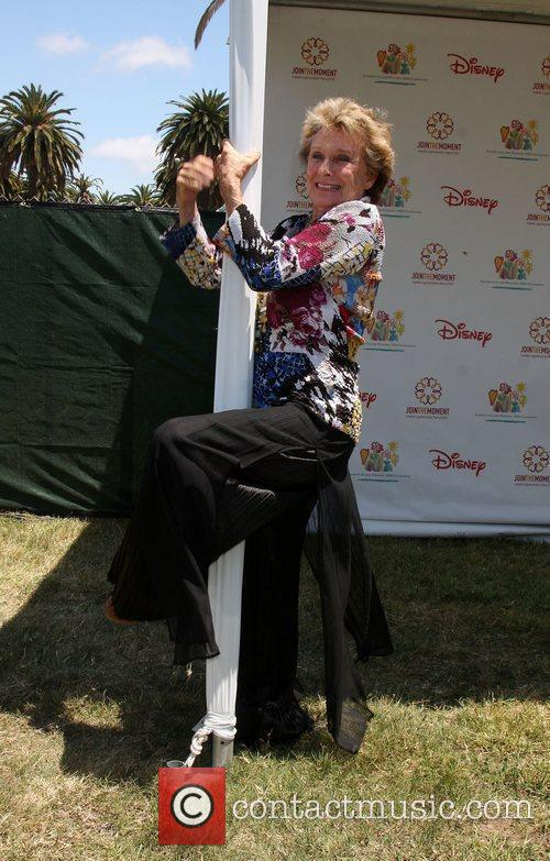 Cloris Leachman Elizabeth Glaser Pediatric AIDS Foundation 20th...
