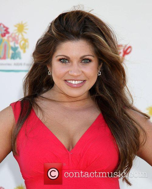 Danielle Fishel  Elizabeth Glaser Pediatric AIDS Foundation...