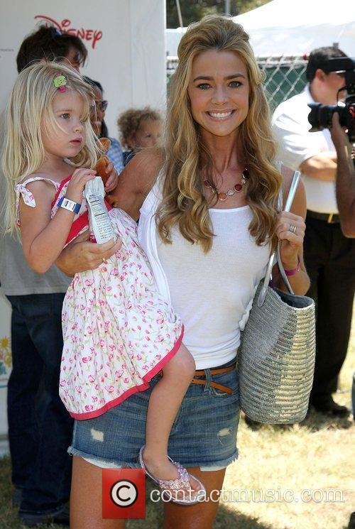 Denise Richards Elizabeth Glaser Pediatric AIDS Foundation 20th...