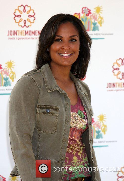 Laila Ali  Elizabeth Glaser Pediatric AIDS Foundation...