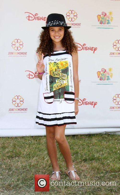 Madison Pettis  Elizabeth Glaser Pediatric AIDS Foundation...