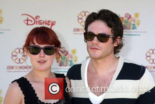 Rumer Willis and Micah Alberti Elizabeth Glaser Pediatric...