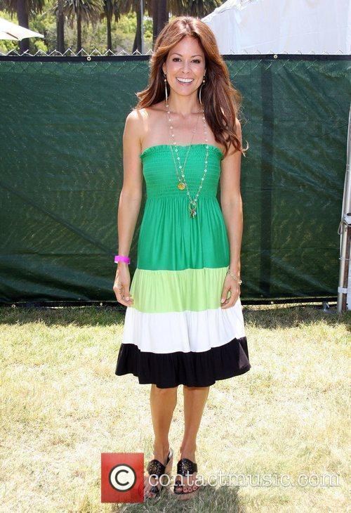 Brooke Burke Elizabeth Glaser Pediatric AIDS Foundation 20th...
