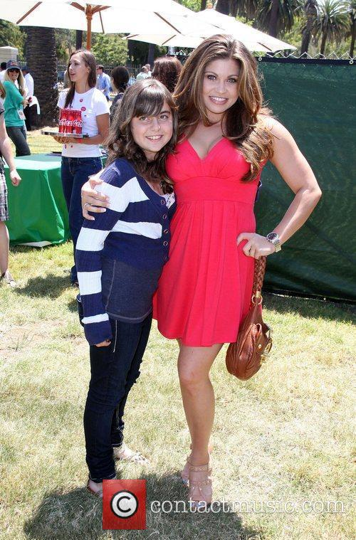 Danielle Fishel and Guest Elizabeth Glaser Pediatric AIDS...