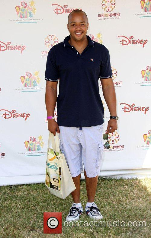 Donald Faison Elizabeth Glaser Pediatric AIDS Foundation 20th...