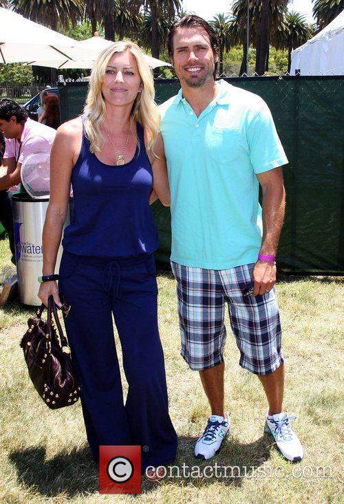 Joshua Morrow and Guest Elizabeth Glaser Pediatric AIDS...