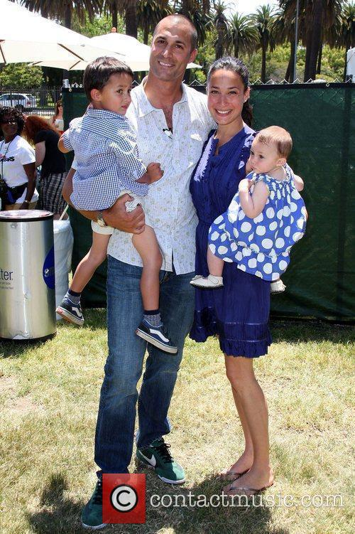 Nigel Barker and His Wife Cristen Chin 2