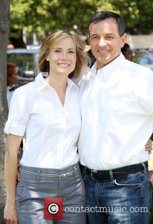 Robert A. Iger and Willow Bay 5