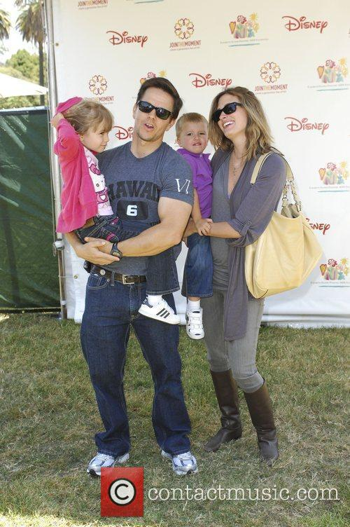 Mark Wahlberg, Rhea Durham and Brendan Joseph 10