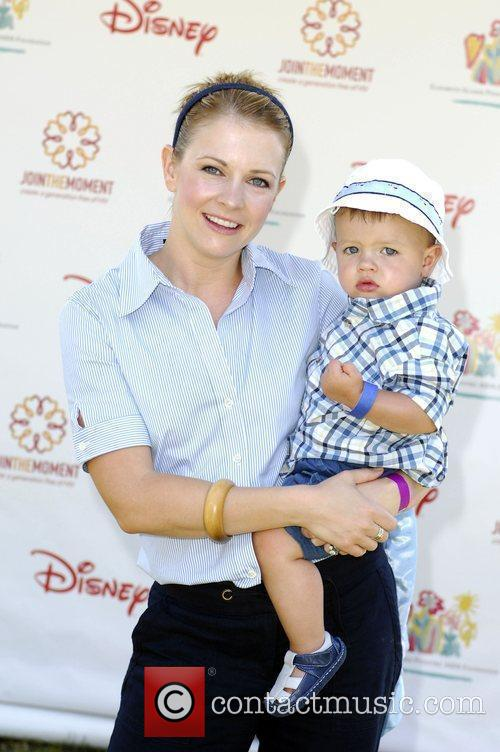 Melissa Joan Hart Elizabeth Glaser Pediatric AIDS Foundation...