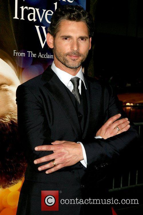 Eric Bana Premiere of 'The Time Traveler's Wife'...