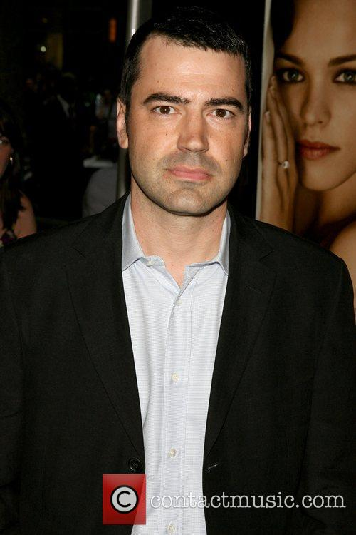 Ron Livingston Premiere of 'The Time Traveler's Wife'...