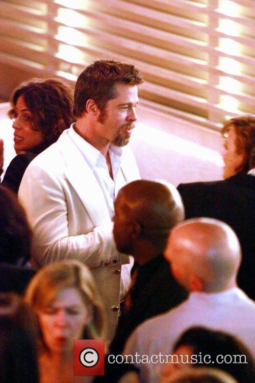 Brad Pitt and Rachel Mcadams 3