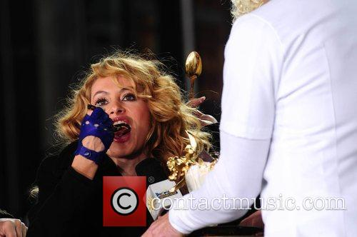 Paulina Rubio Time Warner Cable and Univision event...