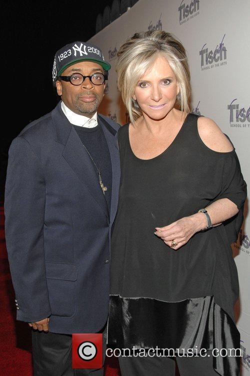 Spike Lee and Sheila Nevins Tisch School of...
