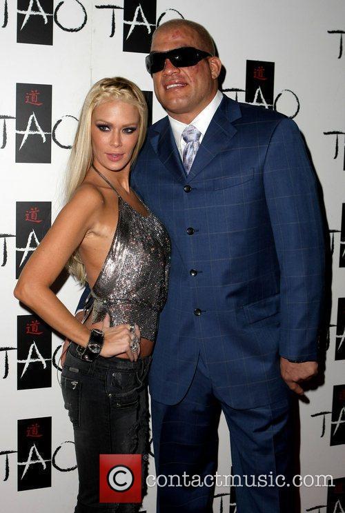 Jenna Jameson and Tito Ortiz Tito Ortiz hosts...